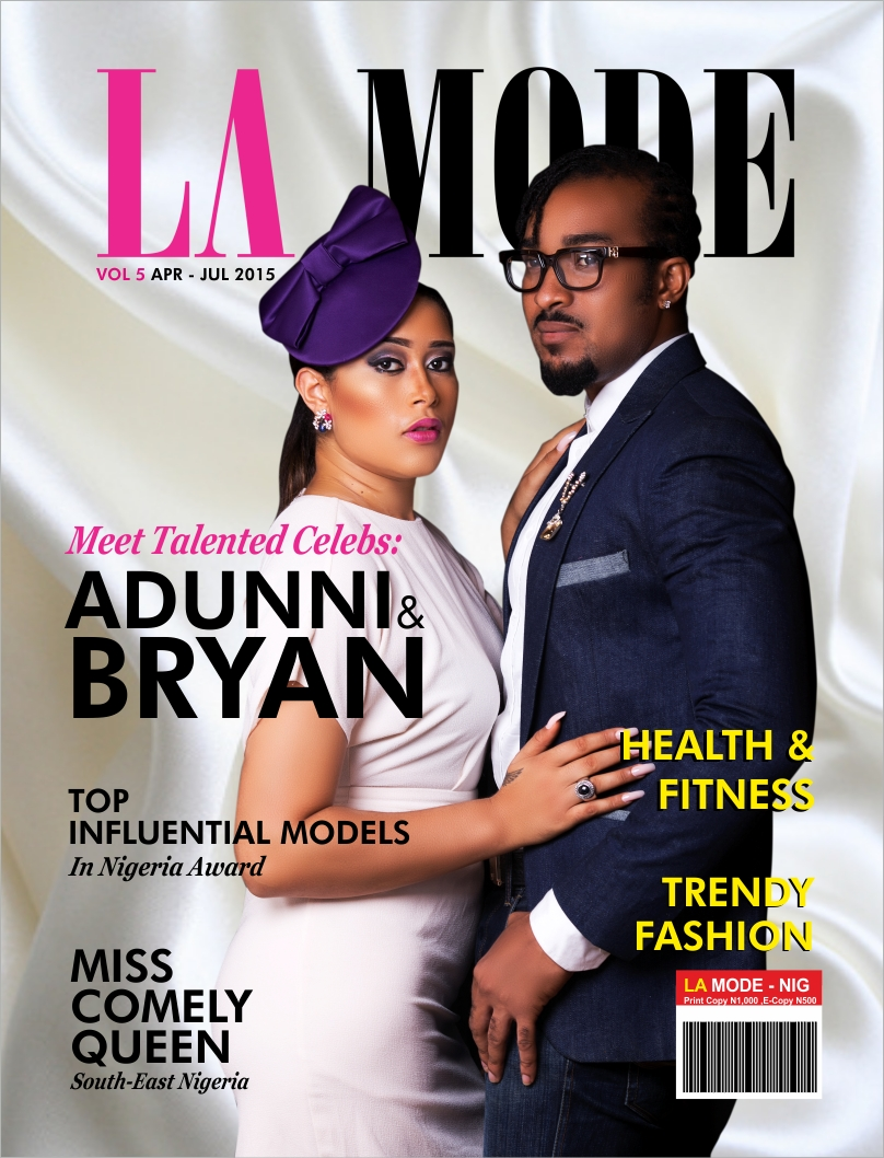 Communication on this topic: CEO La Mode Magazine Mrs. Sandra Odige's , ceo-la-mode-magazine-mrs-sandra-odiges/