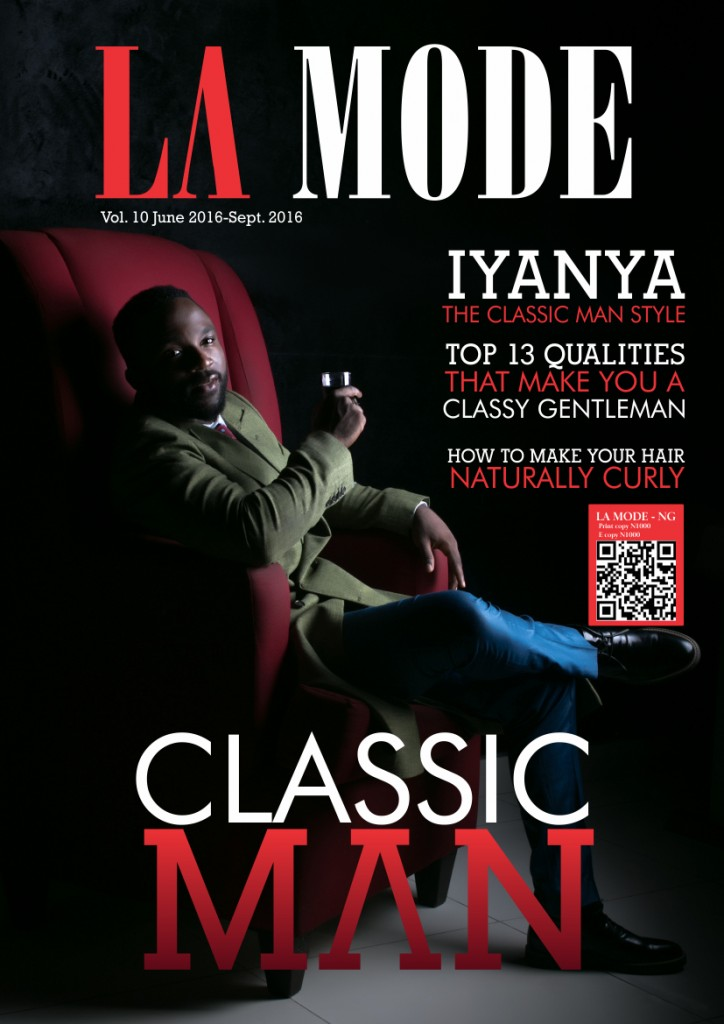 Classic Man front cover 2