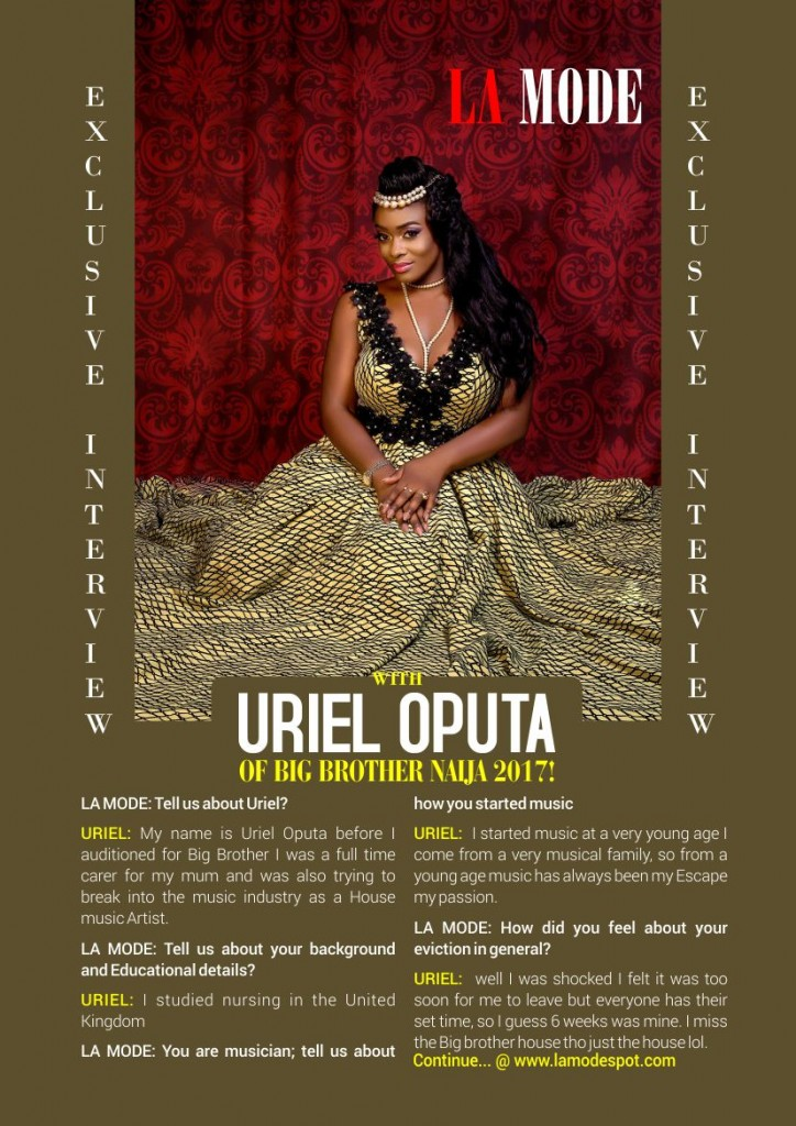 Uriel Interview page