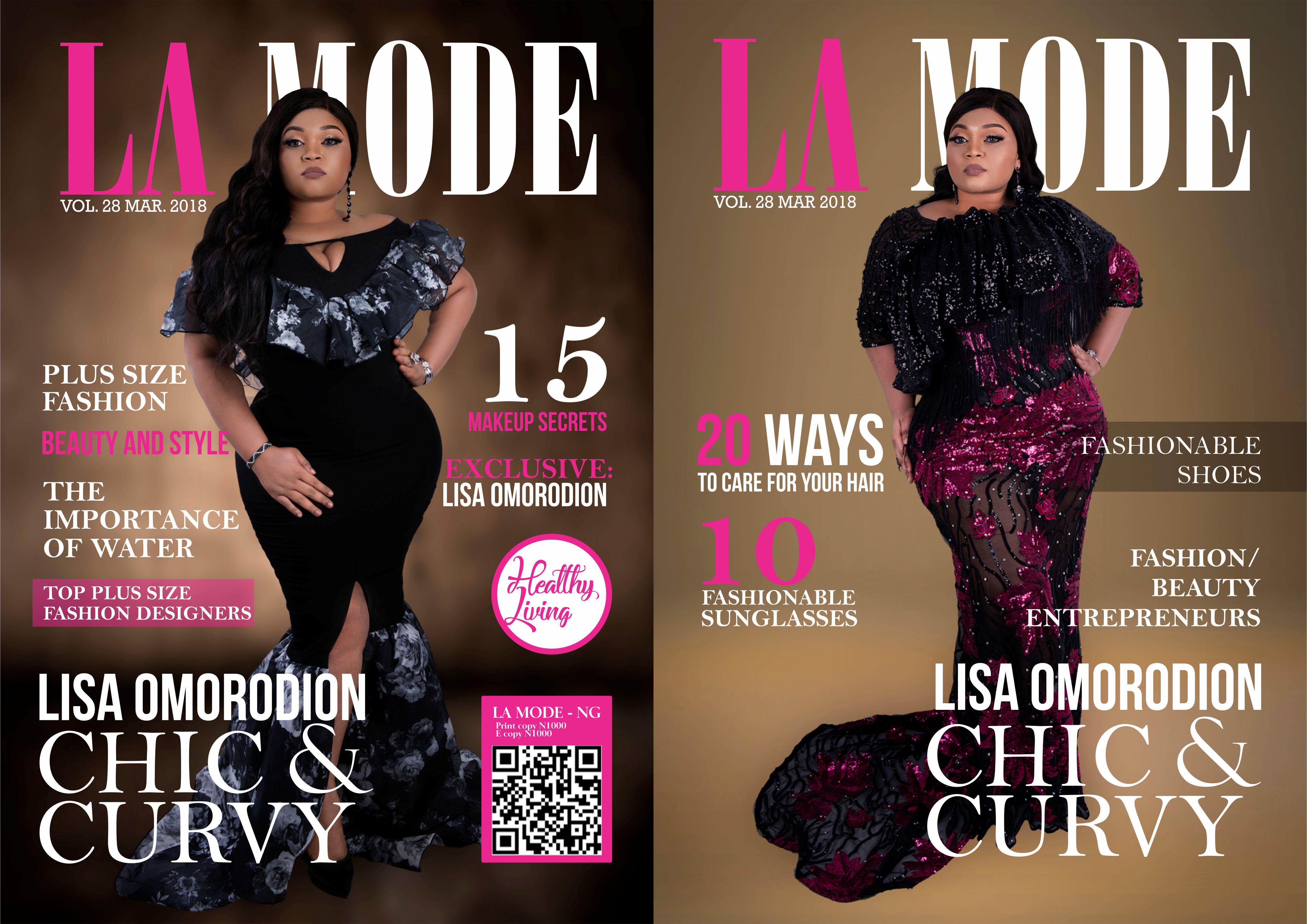 magazine de la mode
