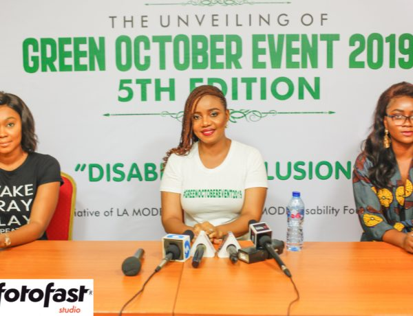 Green October Event 2019 Press Conference