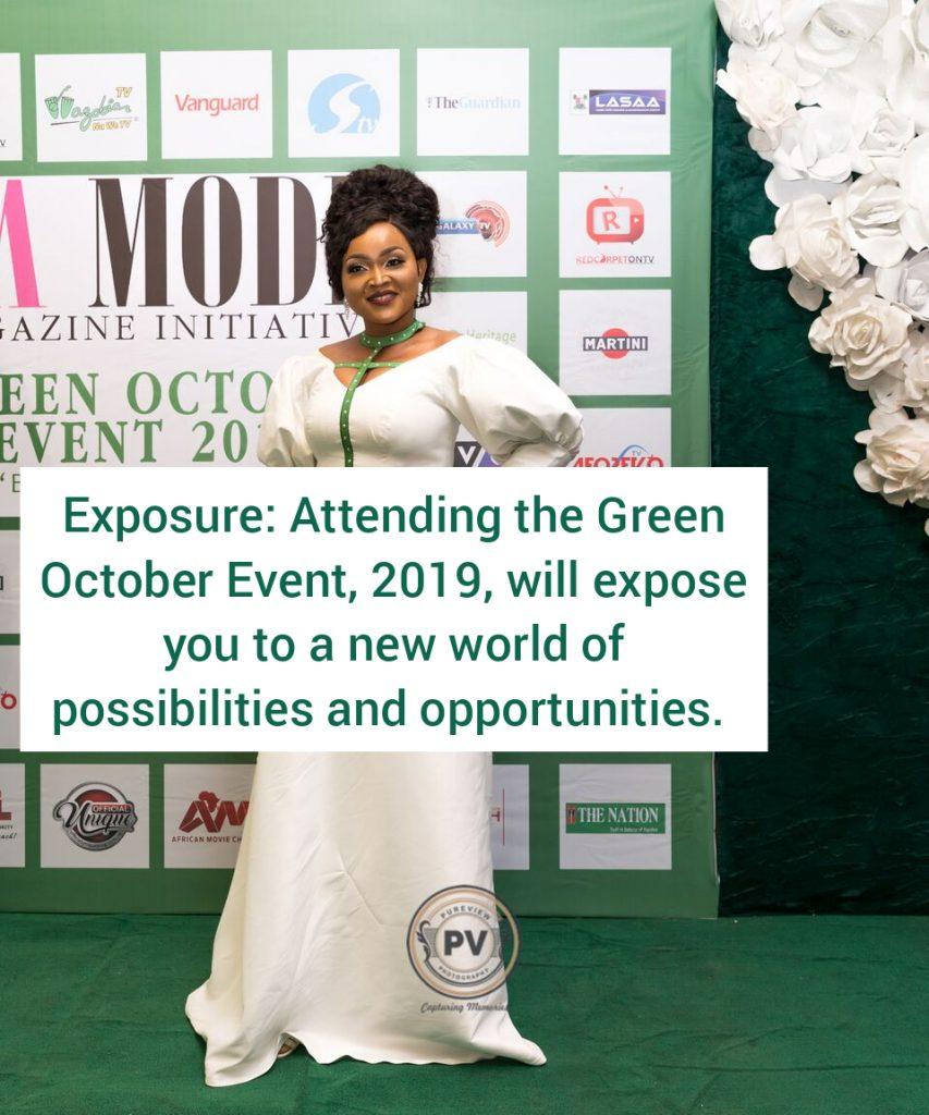 Green October Event