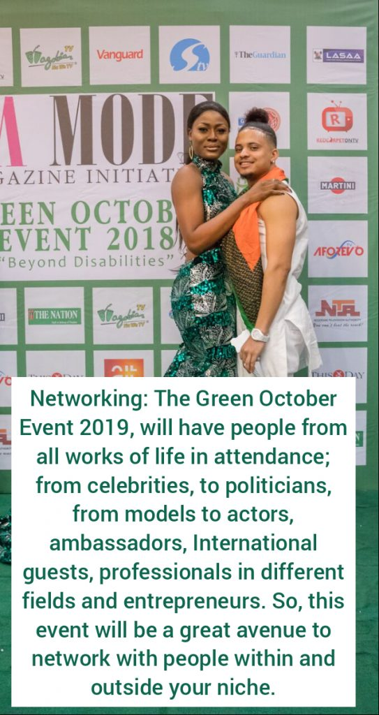 Green October Event