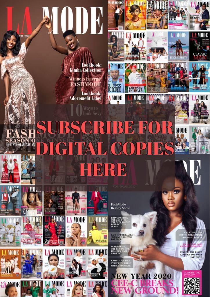 Lamode Magazine Digital Copy