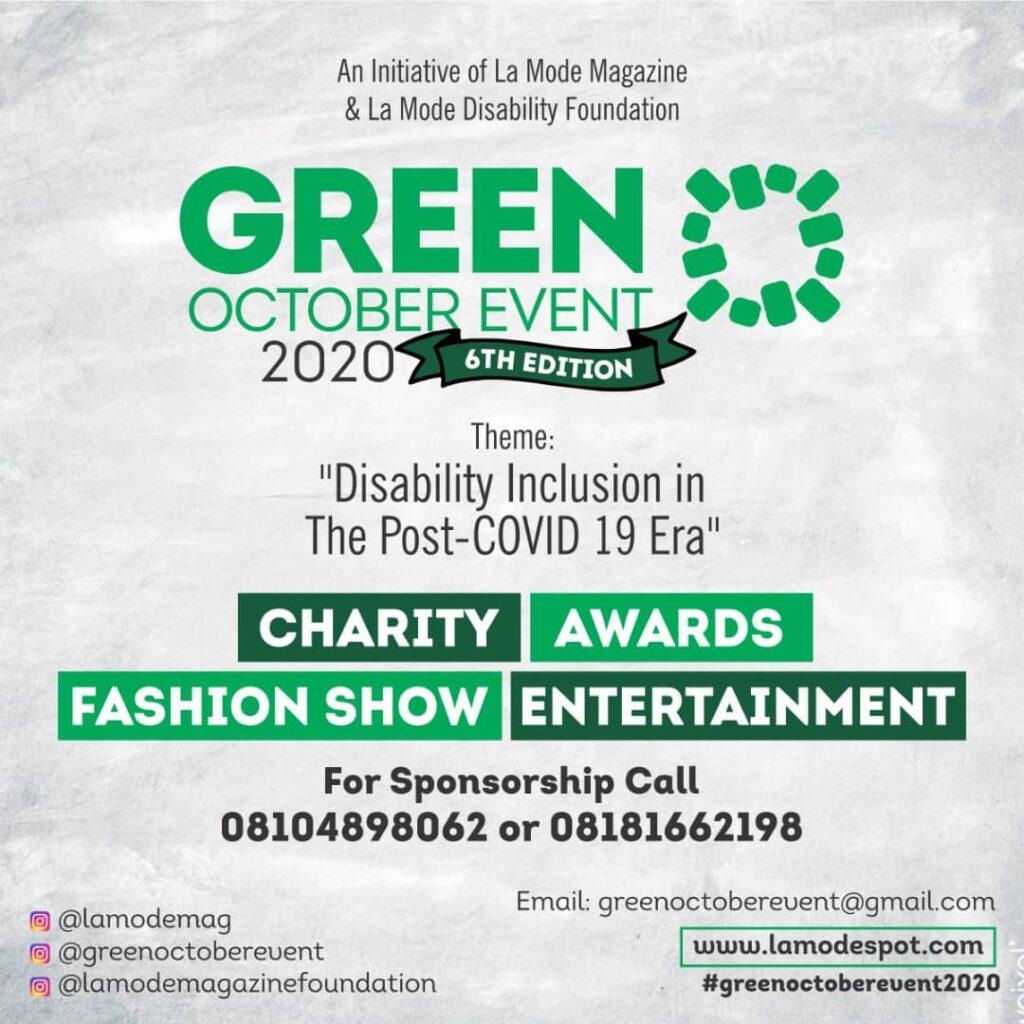 Green October 2020