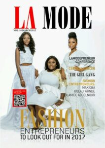 La Mode Magazine 16th Edition