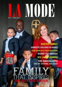 La Mode Magazine 17th Edition