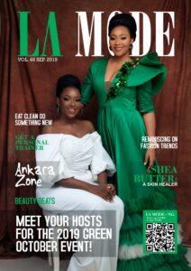 La Mode Magazine 46th Edition