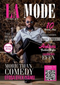 La Mode Magazine 32nd Edition