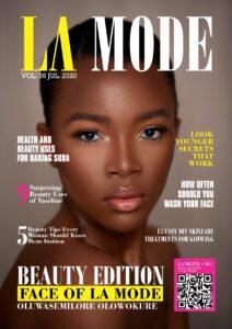 La Mode Magazine 56th Edition