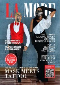 La Mode Magazine 30th Edition