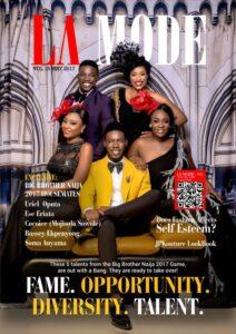 La Mode Magazine 18th Edition