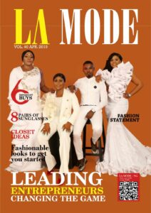 La Mode Magazine 40th Edition