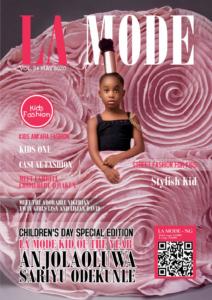 La Mode Magazine 54th Edition