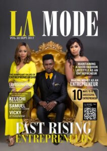 La Mode Magazine 22nd Edition