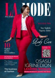 La Mode Magazine 34th Edition
