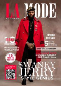 La Mode Magazine 27th Edition