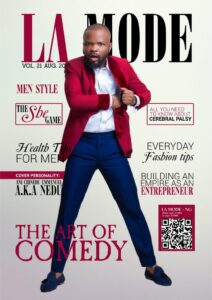 La Mode Magazine 21st Edition