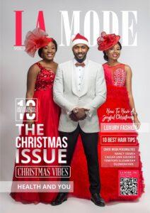 La Mode Magazine 25th Edition