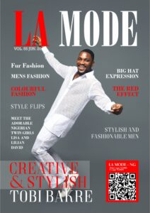 La Mode Magazine 55th Edition