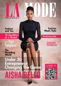 La Mode Magazine 33rd Edition