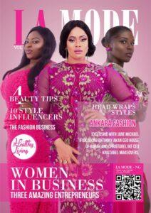 La Mode Magazine 29th Edition