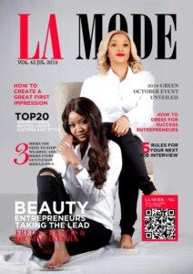 La Mode Magazine 43rd Edition
