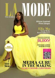 La Mode Magazine 39th Edition