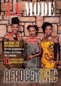 La Mode Magazine 13th Edition