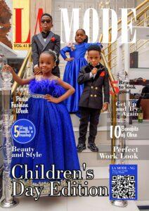 La Mode Magazine 41st Edition