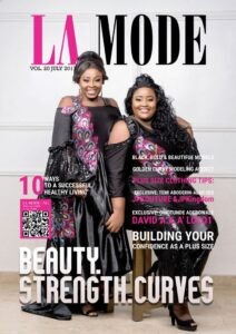 La Mode Magazine 20th Edition