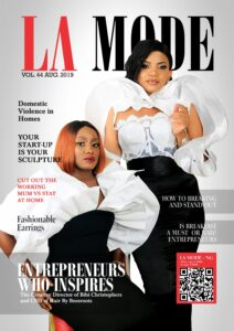 La Mode Magazine 44th Edition