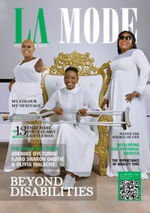 La Mode Magazine 35th Edition