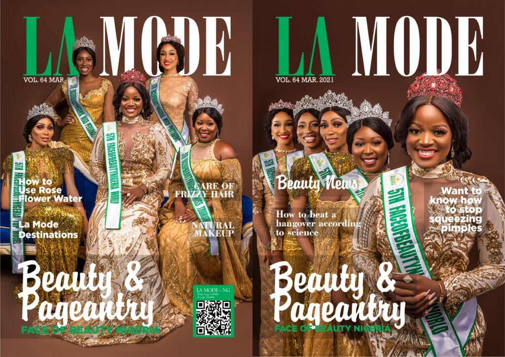 La Mode Magazine 64th Edition