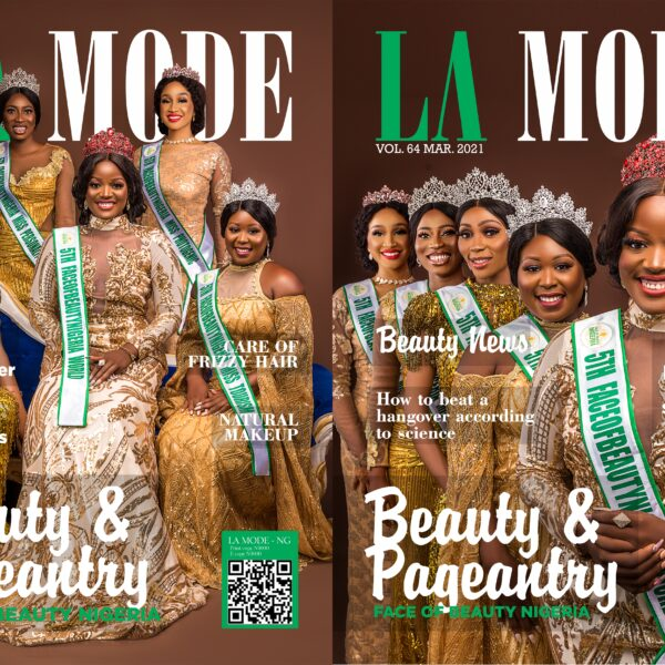 La Mode Magazine 64th Edition