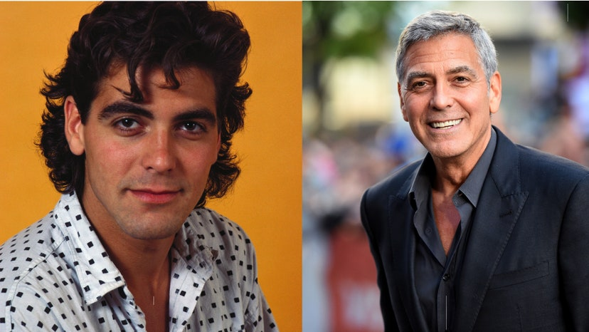 George Clooney, 60 and 6 style lessons