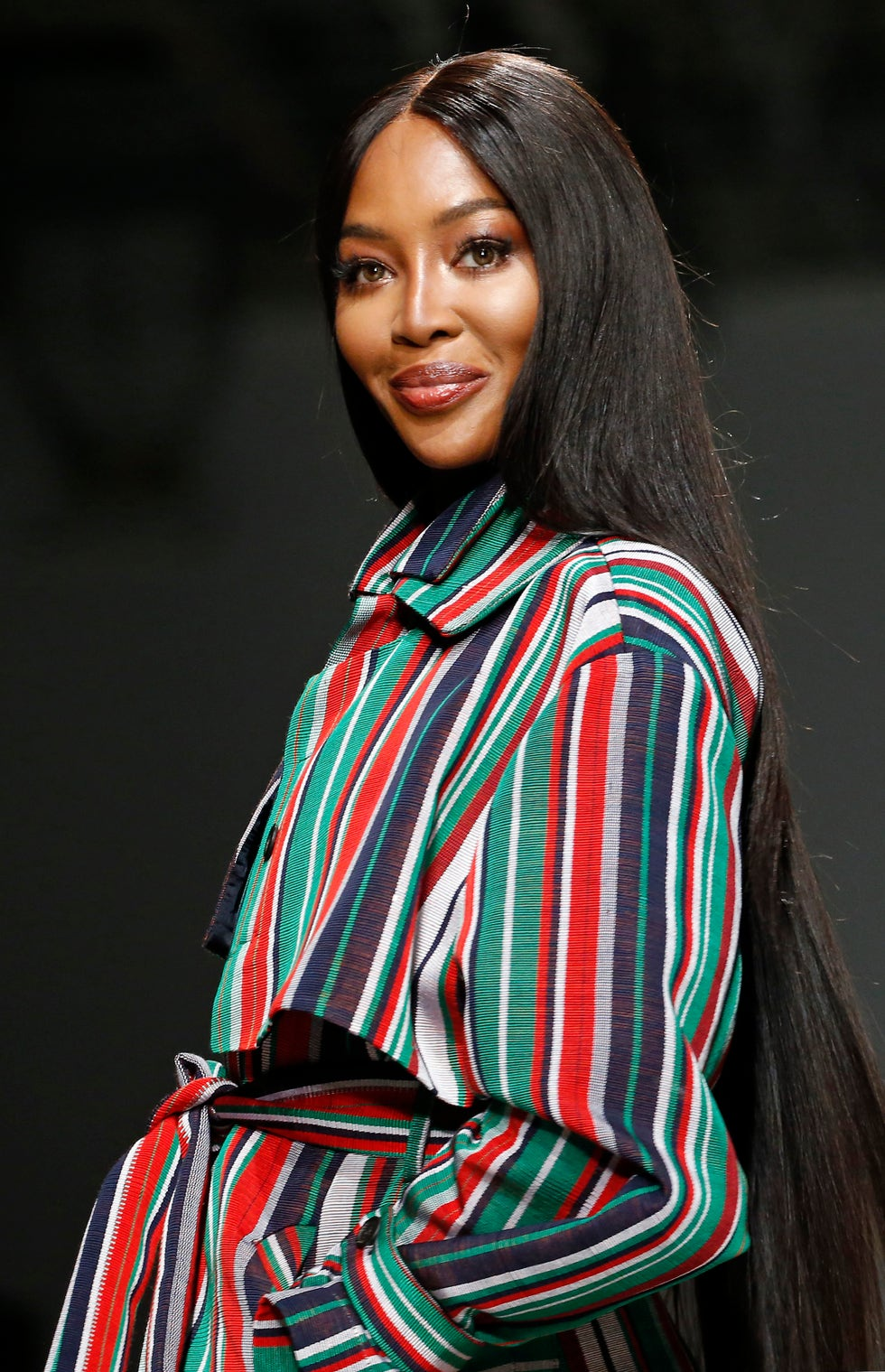 The secret of Naomi Campbell's glow in this special beauty ritual