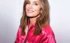 Cindy Crawford's fitness routine in three exercises to keep fit