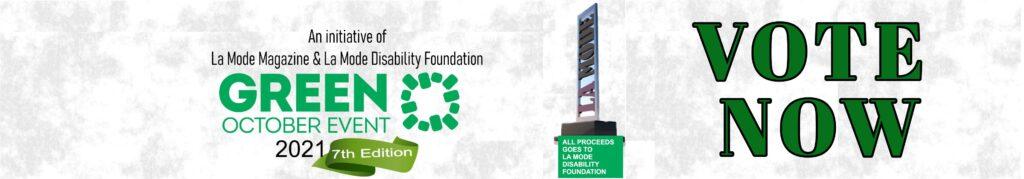 Green October Event 2021 Banner