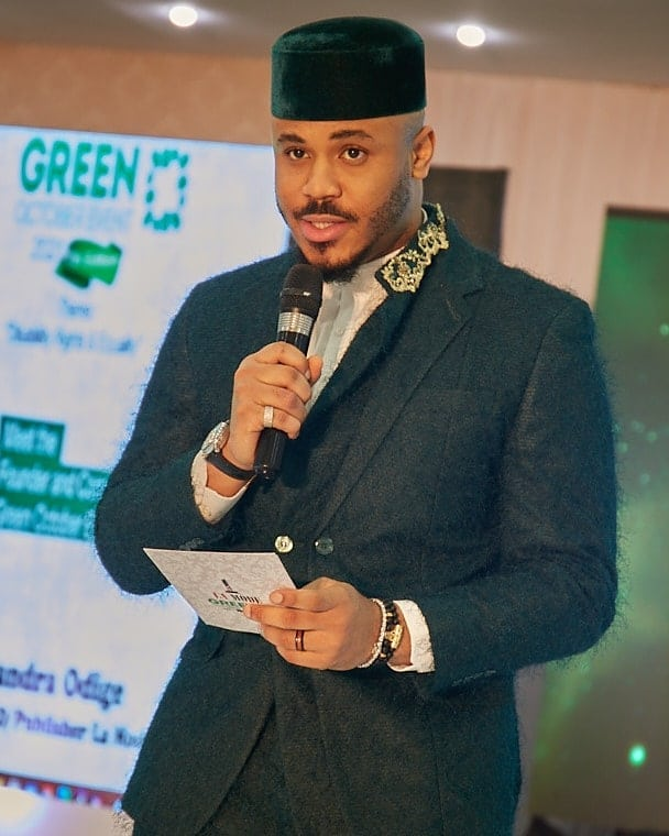 Green October Event 2021 hosts