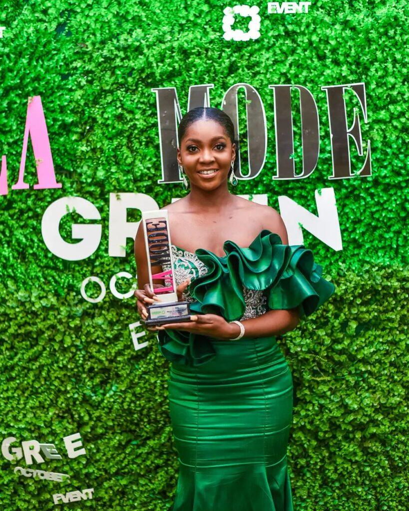 Green October Event 2021 - Precious Okoye