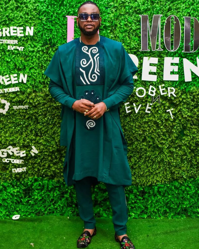 Green October Event 2021 - Teddy A